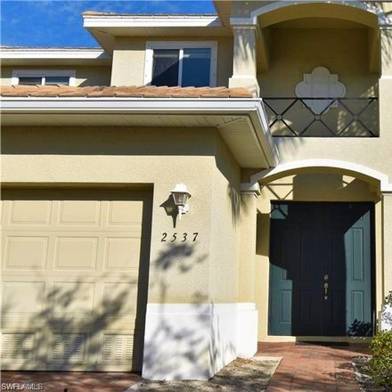 Rent this 4 bed house on 2537 Verdmont Court in Cape Coral, FL 33991