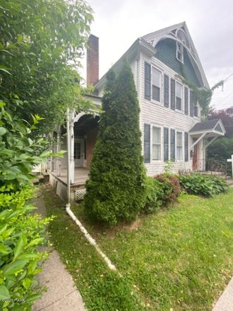 Rent this 2 bed house on 809 Ann Street in Stroudsburg, PA 18360