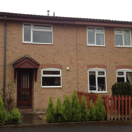 Rent this 2 bed house on Fakenham Drive in Hereford HR4 9UQ, United Kingdom