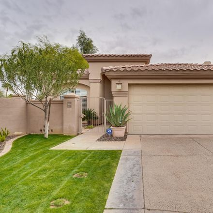 Rent this 3 bed house on 10193 East Bayview Drive in Scottsdale, AZ 85258