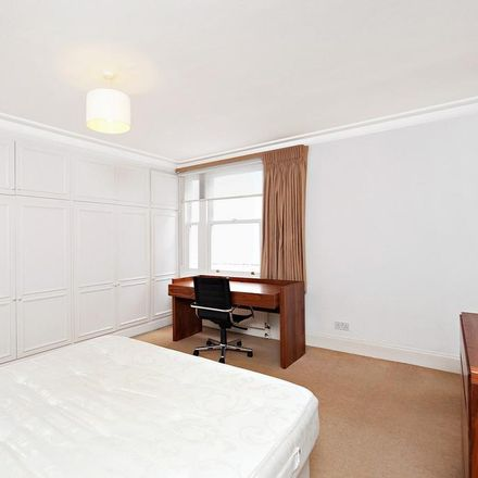 Rent this 3 bed apartment on St. Augustine of Canterbury in Manson Place, London SW7