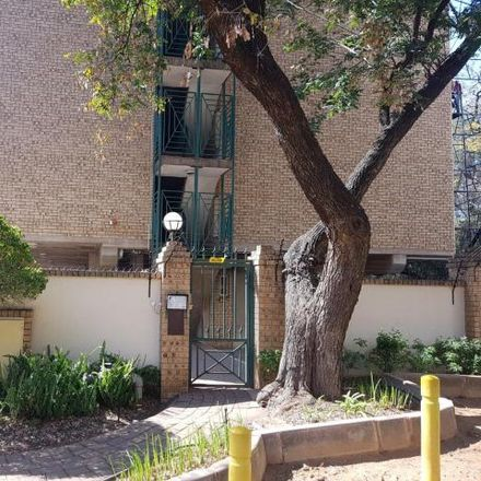 Rent this 1 bed apartment on 1146 Park Street in Hatfield, Pretoria