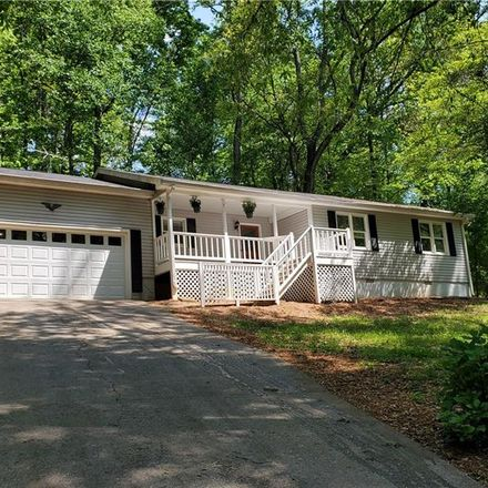 Rent this 3 bed house on 219 Mohawk Trail in Suwanee, GA 30024