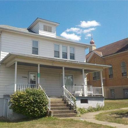 Rent this 3 bed house on 351 South Washington Street in Masontown, PA 15461