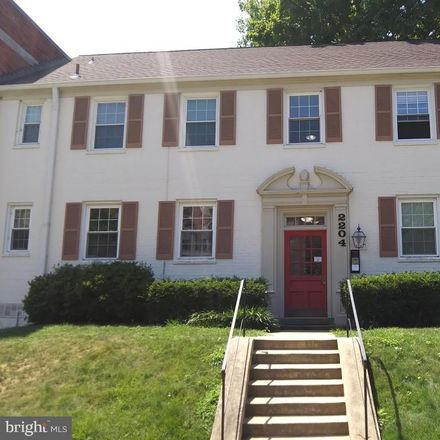 Rent this 1 bed condo on 2204 Colston Drive in Silver Spring, MD 20910