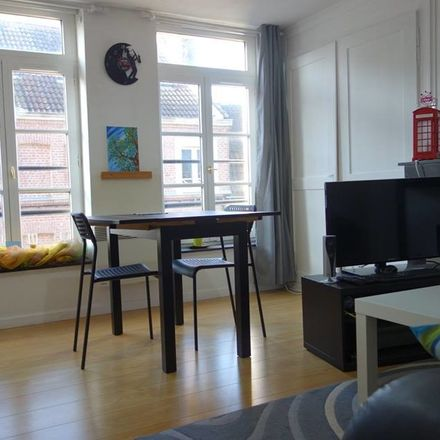 Rent this 1 bed apartment on 4 Rue de Brigode in 59000 Lille, France
