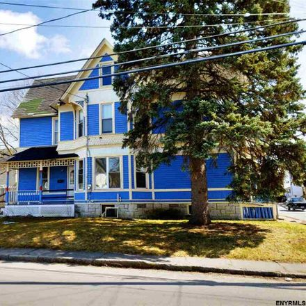 Rent this 4 bed house on 49 Storrie Street in Amsterdam, NY 12010