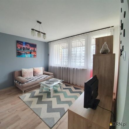 Rent this 1 bed apartment on Rewolucjonistów 14 in 42-500 Będzin, Poland