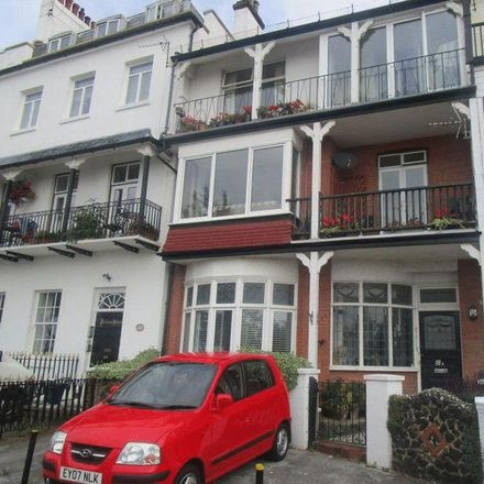 Rent this 1 bed apartment on Royal Terrace in Southend-on-Sea SS1 1DX, United Kingdom