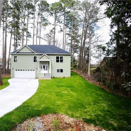 Rent this 3 bed house on 115 Towhee Trail in Gilmer Estates, SC 29625