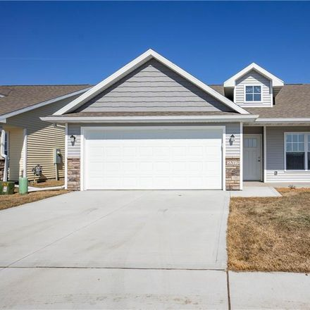 Rent this 2 bed house on Northeast 6th Street in Grimes, IA 50111