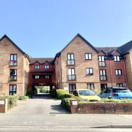 Rent this 1 bed apartment on Byron Court in Flat 1-38 Hill Lane, Southampton SO15 5RY