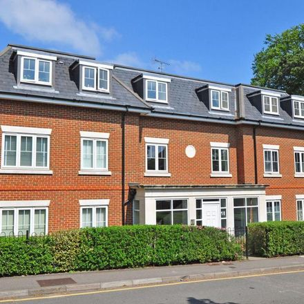 Rent this 1 bed apartment on Sherbourne Ct in Ludlow Road, Maidenhead SL6 2RS