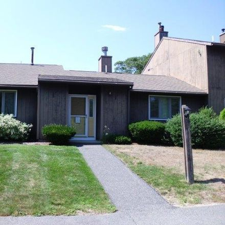 Rent this 2 bed condo on 111 Admirals Way in Buzzards Bay, MA