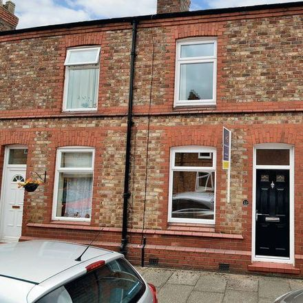 Rent this 2 bed house on Derby Road in Stockton Heath WA1, United Kingdom