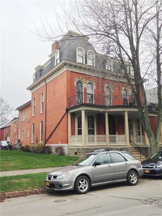 Rent this 1 bed apartment on 441 Franklin Street in Buffalo, NY 14202