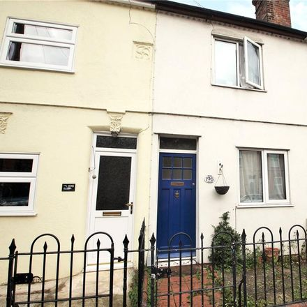 Rent this 2 bed house on 156 Elgar Road in Reading RG2 0BN, United Kingdom