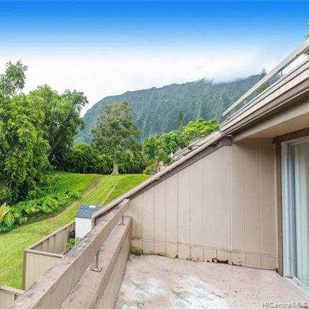 Rent this 3 bed townhouse on Hui Kelu St in Kaneohe, HI