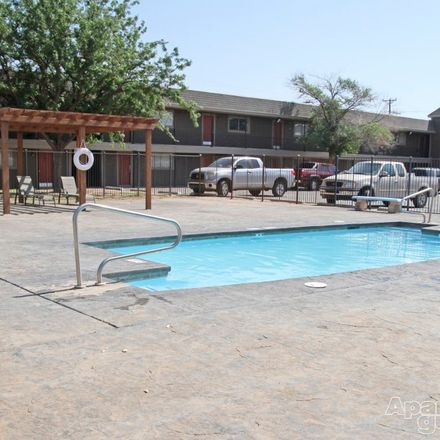 Rent this 3 bed apartment on St John Neumann Catholic Church in 5802 22nd Street, Lubbock