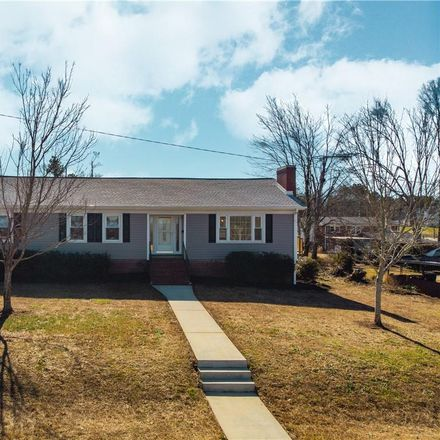 Rent this 3 bed house on 418 East South 8th Street in Seneca, SC 29678