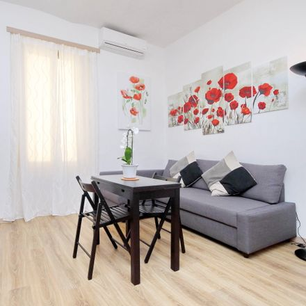 Rent this 1 bed apartment on San Lorenzo Cafè in Via dei Sabelli, 50