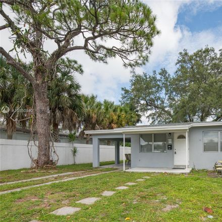 Rent this 3 bed house on 821 Himmarshee Street in Fort Lauderdale, FL 33312
