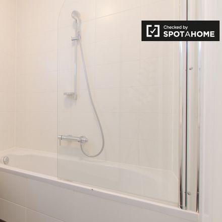Rent this 1 bed apartment on Rue des Comédiens - Komediantenstraat 6 in 1000 Ville de Bruxelles - Stad Brussel, Belgium