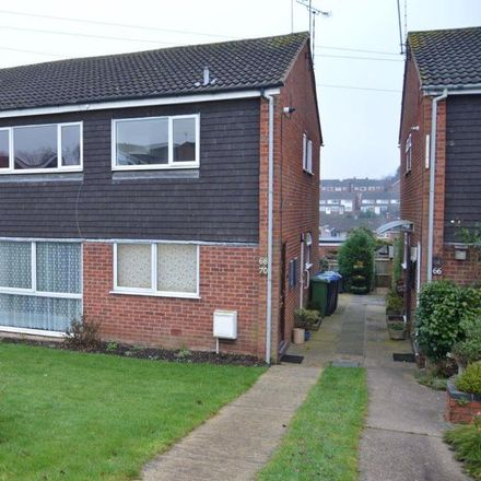 Rent this 2 bed apartment on Cowan Close in Rugby CV22 7HW, United Kingdom