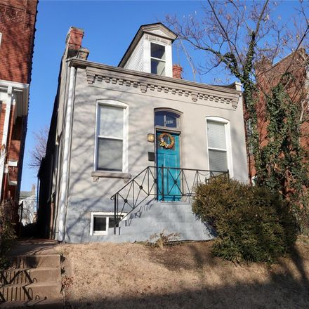 Rent this 2 bed house on 4137 Nebraska Avenue in City of Saint Louis, MO 63118