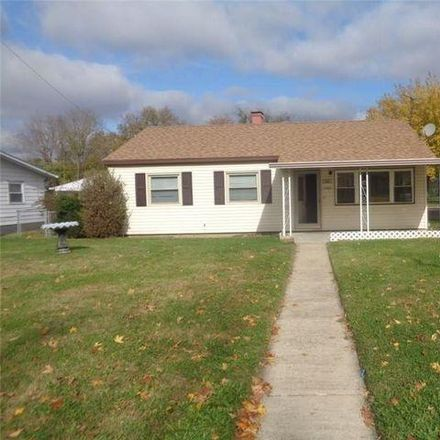 Rent this 3 bed house on 3402 Carr Avenue in Indianapolis, IN 46221