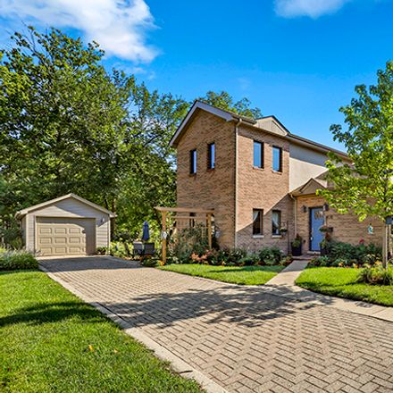 Rent this 3 bed house on 818 Hillside Avenue in Glen Ellyn, IL 60137