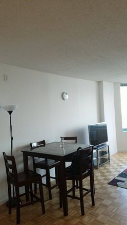 Rent this 1 bed apartment on Southhampton Apartments in River Drive South, Jersey City