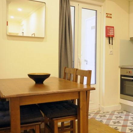 Rent this 1 bed apartment on Rua General Garcia Rosado in 1150-174 Lisbon, Portugal