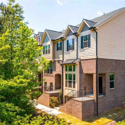 Rent this 3 bed townhouse on Apex Peakway in Apex, NC 27502-3918