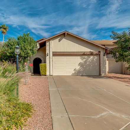 Rent this 2 bed house on 2109 West Jibsail Loop in Mesa, AZ 85202