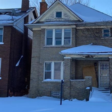 Rent this 3 bed house on 4883 Spokane St in Detroit, MI
