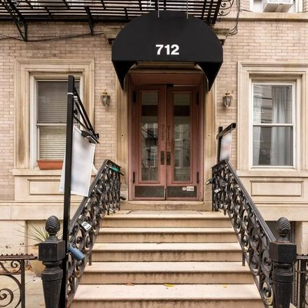 Rent this 1 bed condo on 712 Willow Avenue in Hoboken, NJ 07030