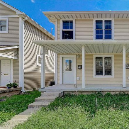 Rent this 3 bed house on 825 Camp Street in Indianapolis, IN 46202