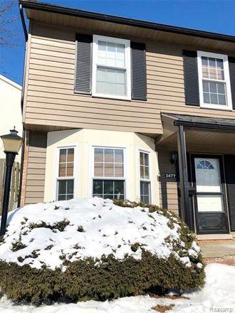 Rent this 3 bed condo on 3477 Burbank Drive in Ann Arbor, MI 48105