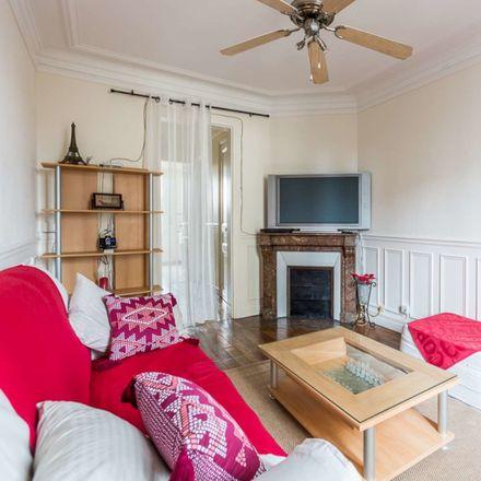 Rent this 1 bed apartment on 11 Rue Nicolaï in 75012 Paris, France