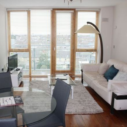 Rent this 2 bed apartment on Google Ireland Ltd in Barrow Street, South Dock ED