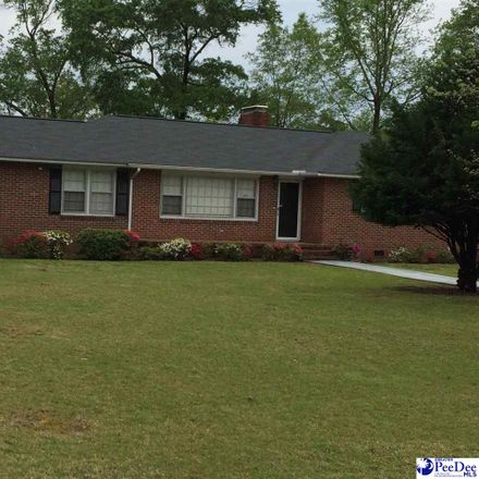 Rent this 3 bed house on Berkley Ave in Florence, SC