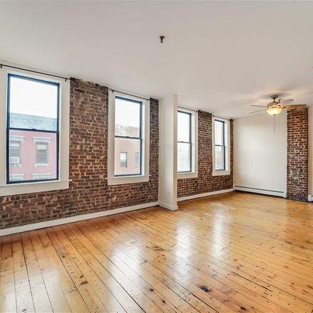 Rent this 3 bed condo on 604 1st Street in Hoboken, NJ 07030