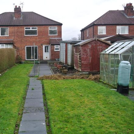 Rent this 3 bed house on 241 Hartford Road in Davenham CW9 8JT, United Kingdom