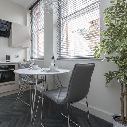 Rent this 0 bed apartment on Tommy Hilfiger in King Street East, Manchester M2 6AA