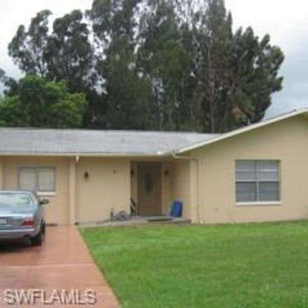 Rent this 3 bed house on Crystal Dr in Fort Myers, FL