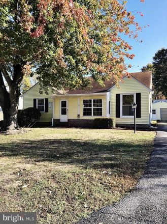 Rent this 3 bed house on 101 Upland Avenue in Dover, DE 19901