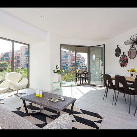 Rent this 1 bed apartment on Carrer d'Ausiàs Marc in 151, 08013 Barcelona