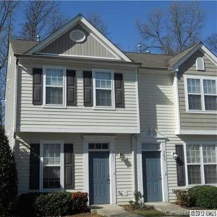 Rent this 2 bed house on 3265 Tyler Finley Way in Charlotte, NC 28269