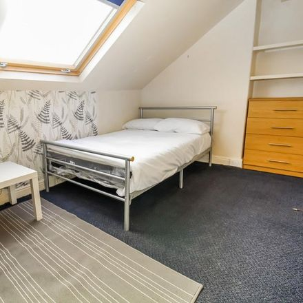 Rent this 1 bed room on Stanmore Street in Leeds LS4 2RS, United Kingdom